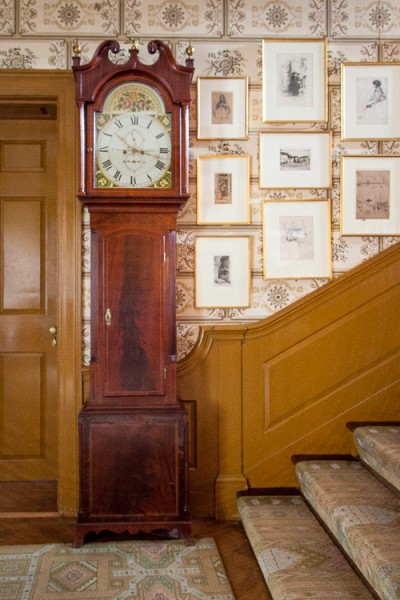 Hill-Stead Collection Furniture Tall Hall Clock