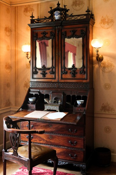 Hill-Stead Furniture Chippendale Secretary