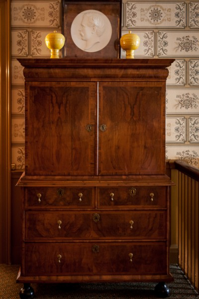 Hill-Stead Furniture William and Mary Chest