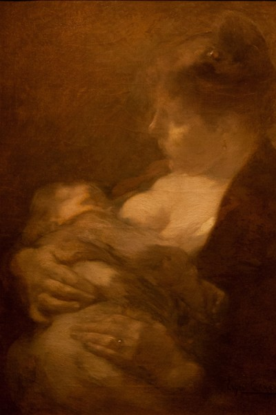 Hill-Stead Paintings Maternity