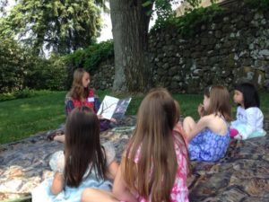 Story Time! Ages 2-6 at Hill-Stead @ Hill-Stead Museum