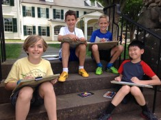 Hill-Stead Summer Vacation Workshops
