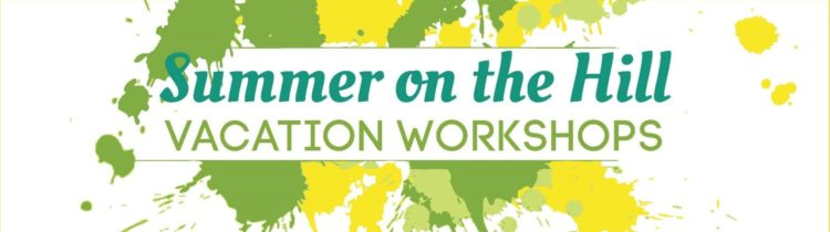 Summer Vacation Workshops at Hill-Stead Museum