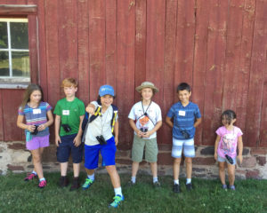 Hill-Stead Summer on the Hill Vacation Workshops
