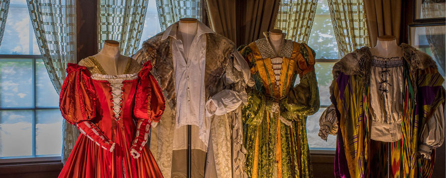 Hill-Stead Museum - Goodspeed Costumes